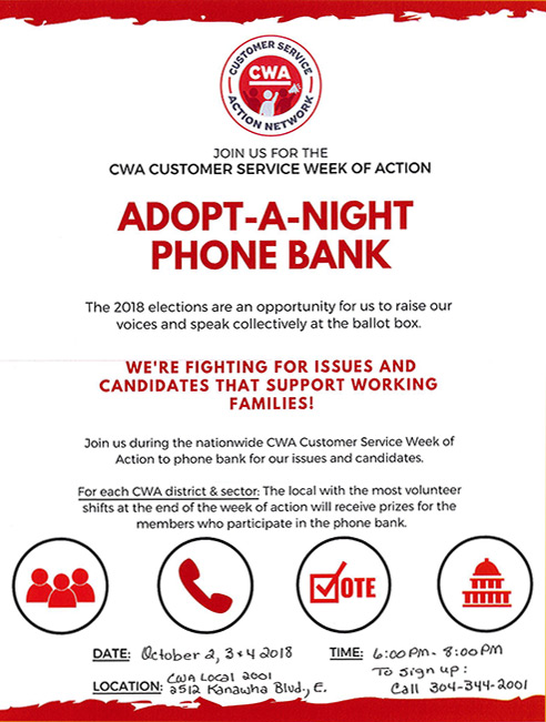 Adopt A Night Phone Bank Flyer 09282018081133